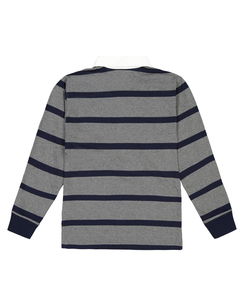 Jungen-Langarm-Polo-Shirt XL