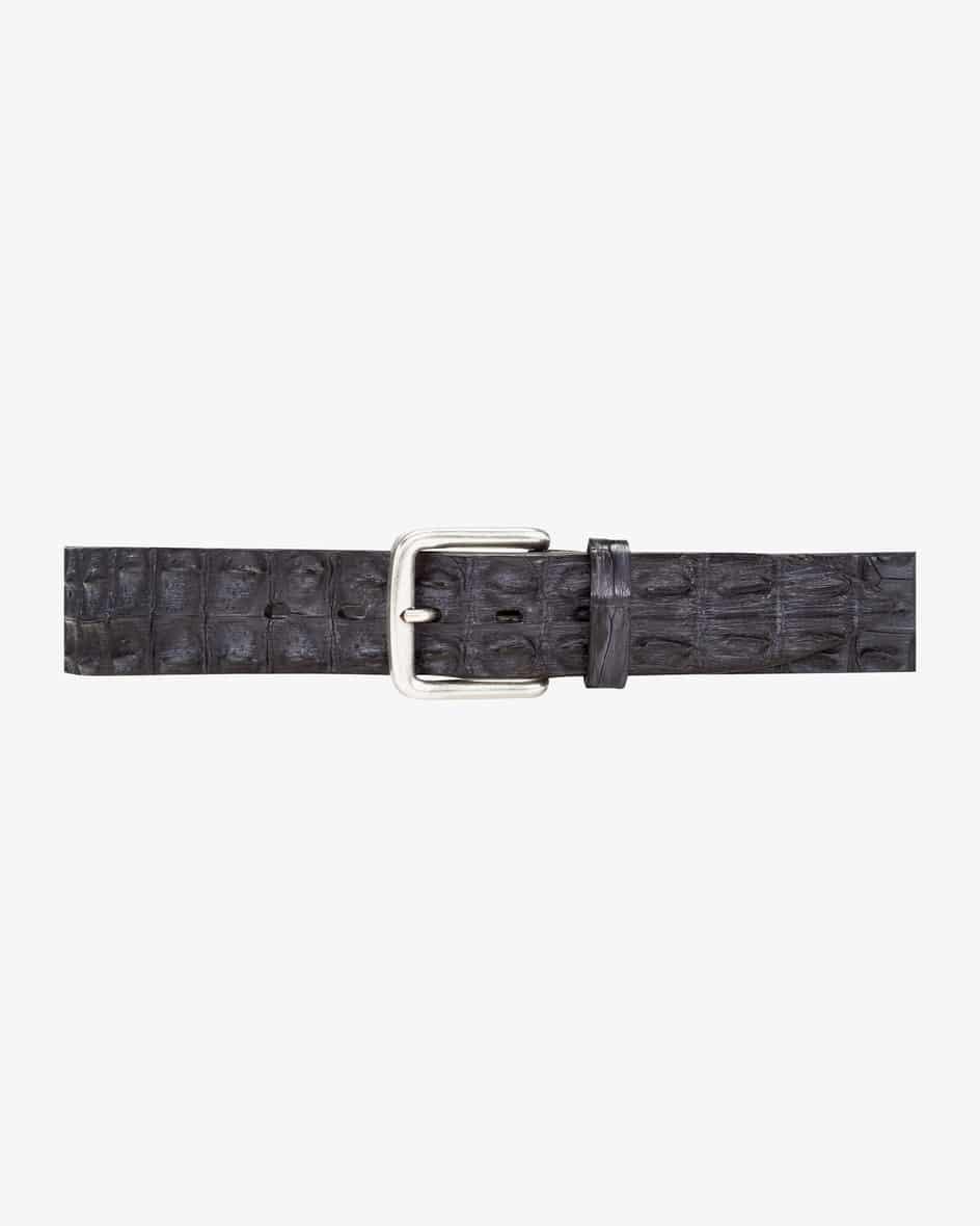 Krokodilleder-Gürtel 95