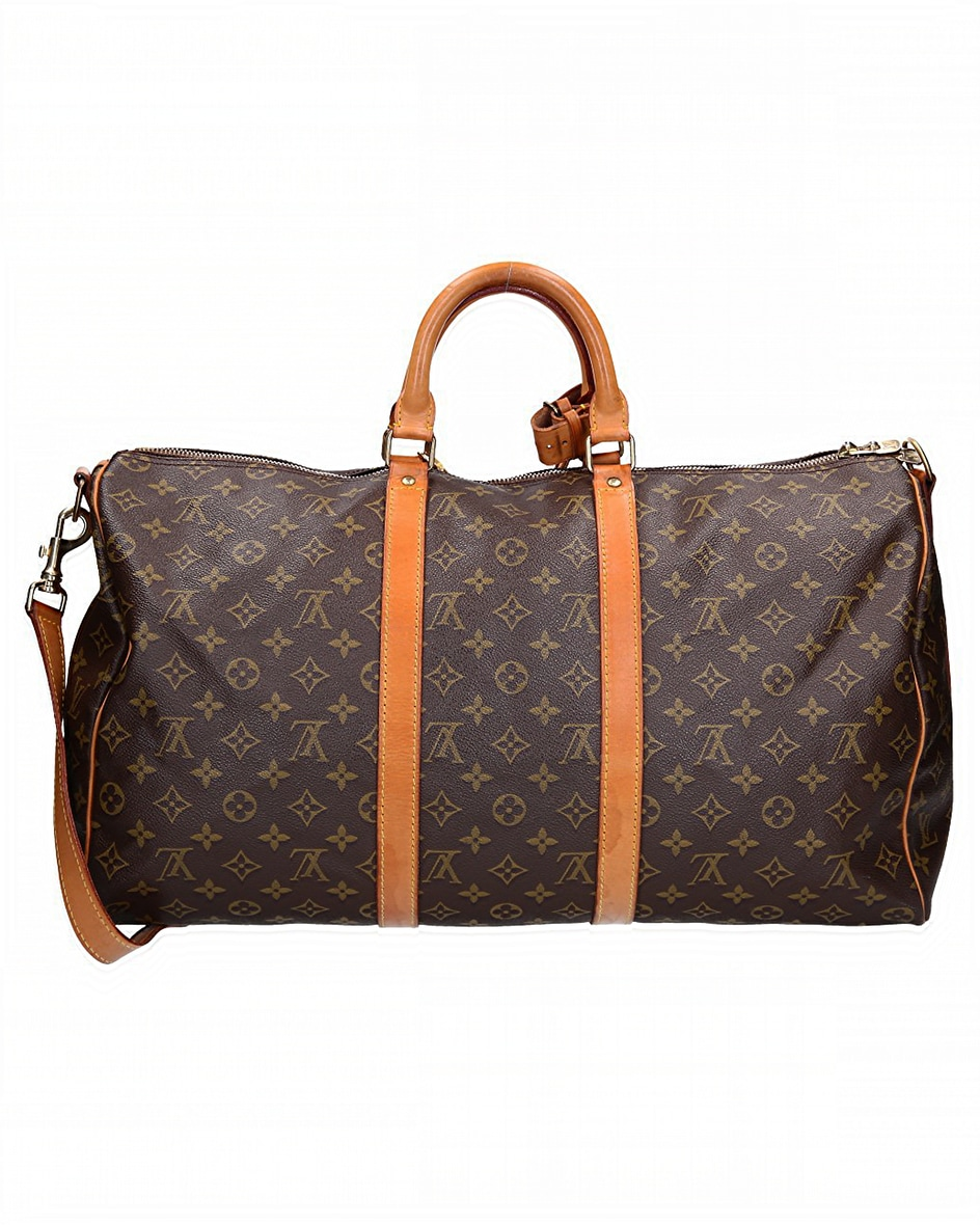 Louis Vuitton Keepall 50 Reisetasche Unisize