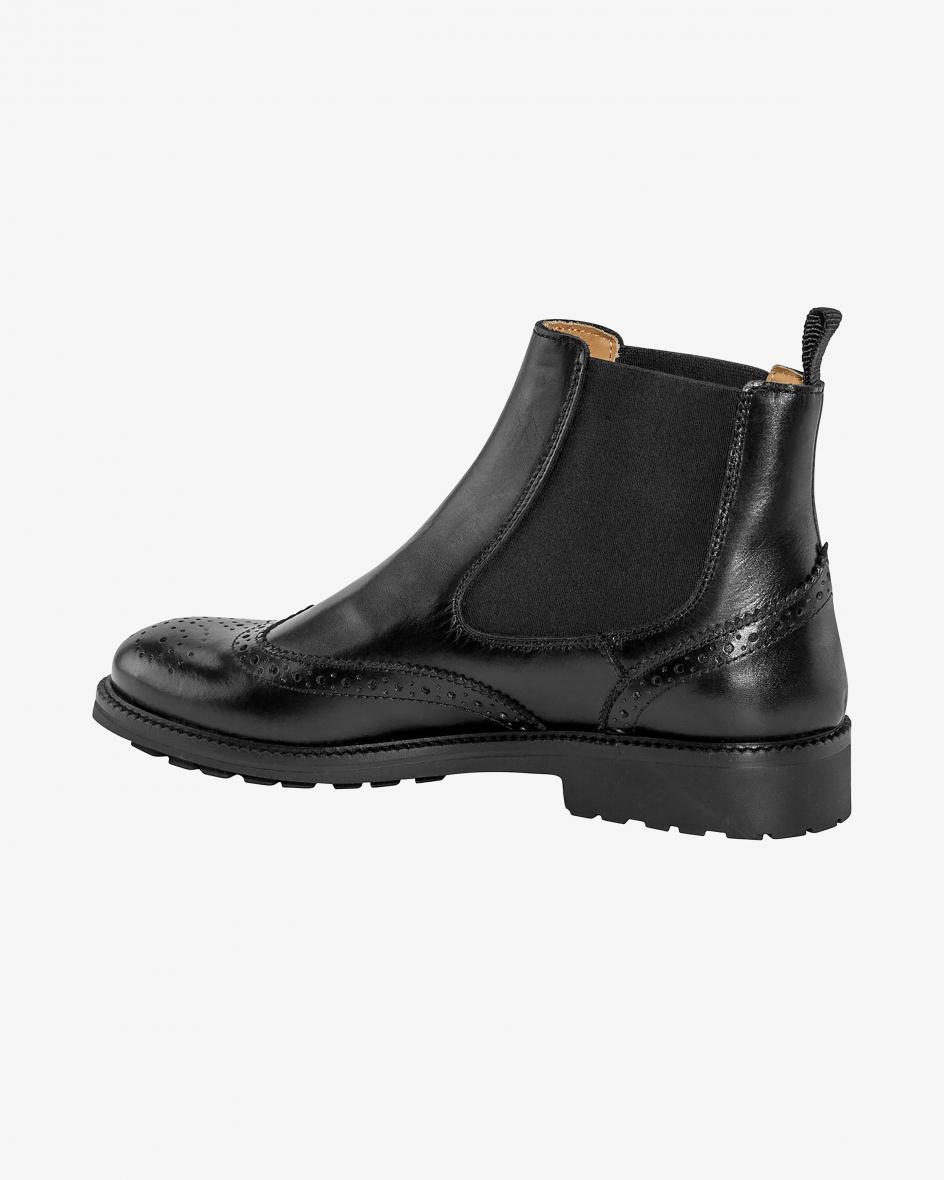 Jungen-Chelsea Boots 27