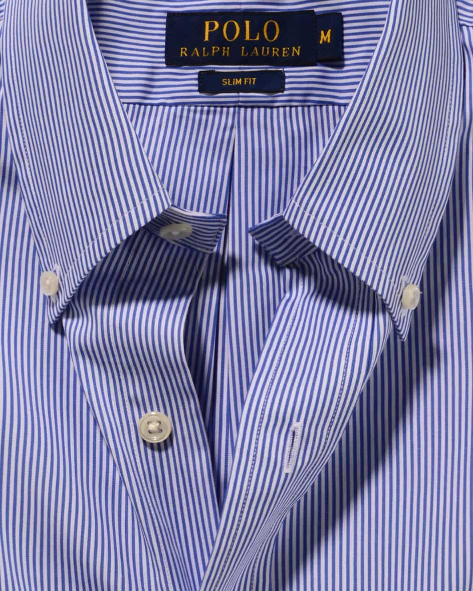 Casualhemd Slim Fit Cotton Stretch M