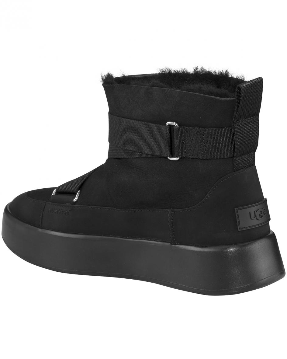 Classic Boom Buckle Boots  36