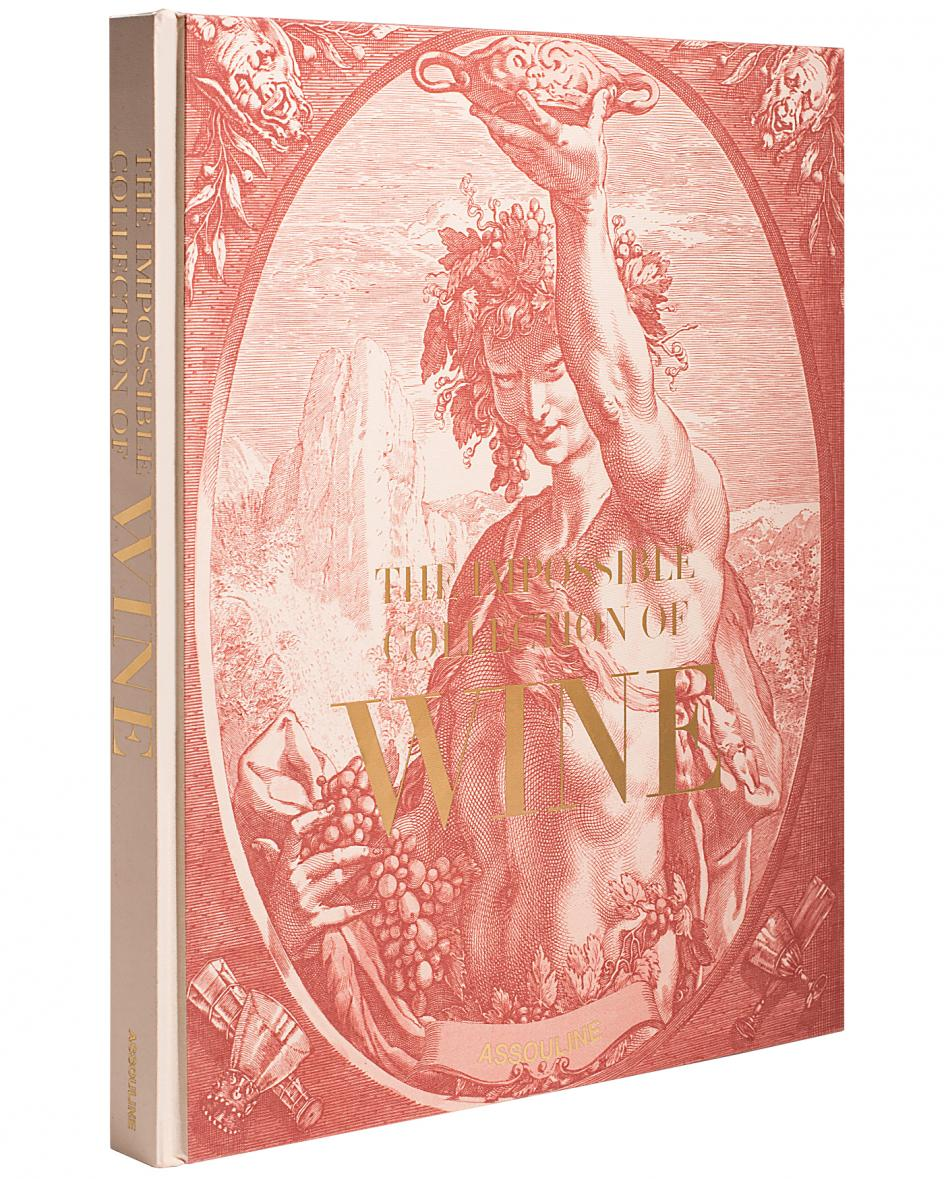 The Impossible Collection of Wine Buch Unisize