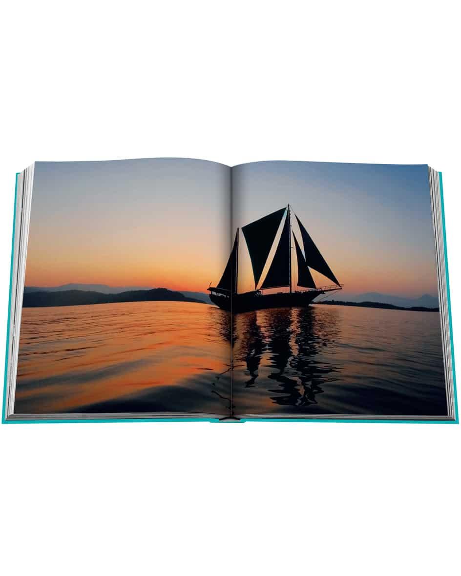 Turquoise Coast Buch  Unisize
