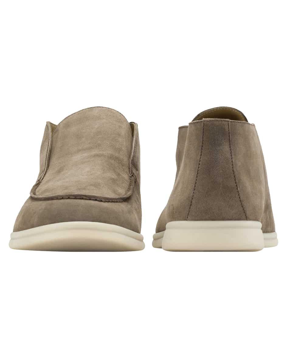 Open Walk Slip On Boots  45