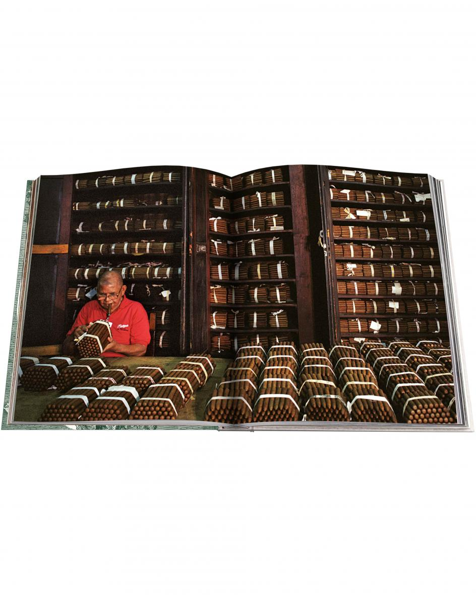 The Impossible Collection of Cigars Buch  Unisize