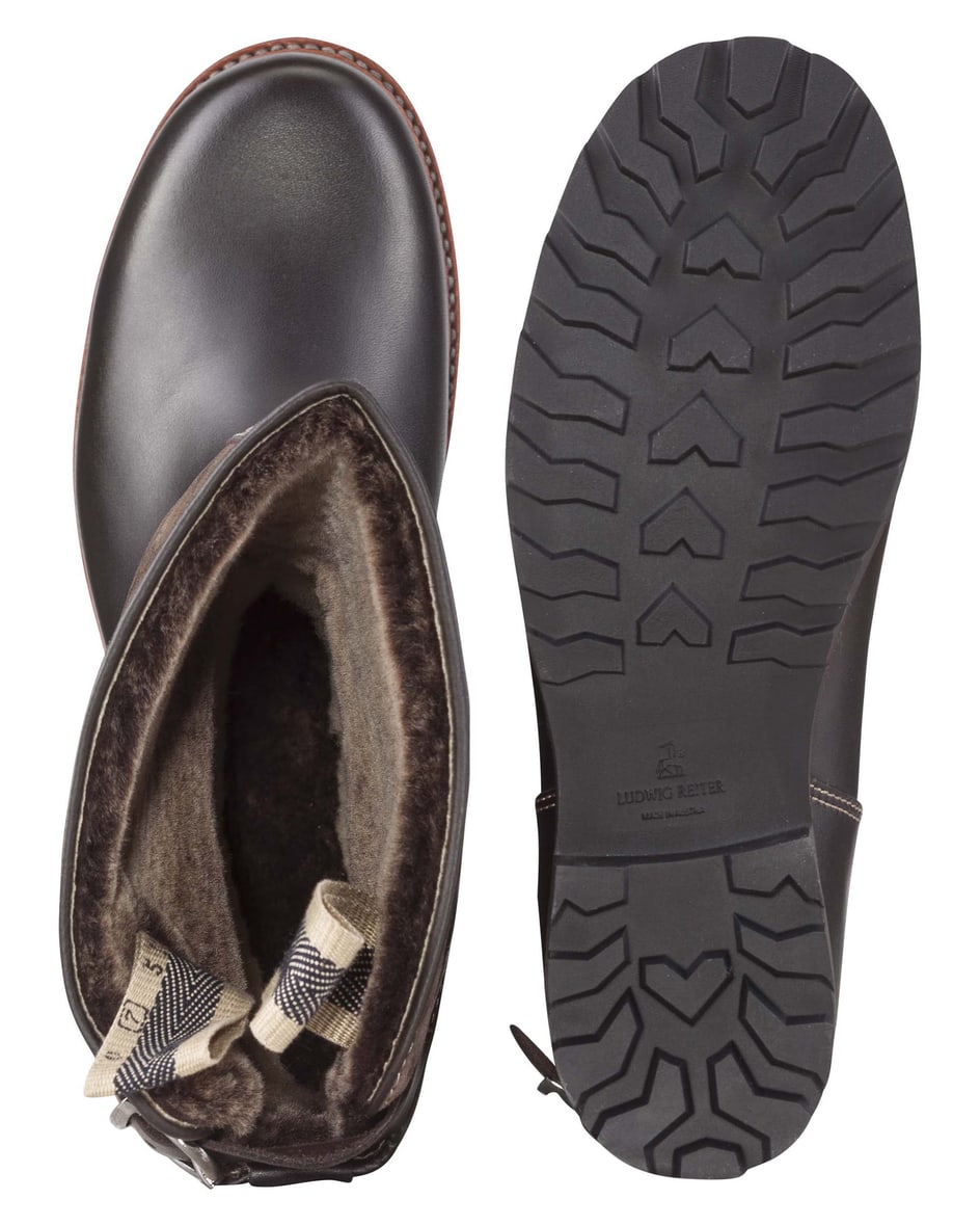 Maronibrater Stiefel 39