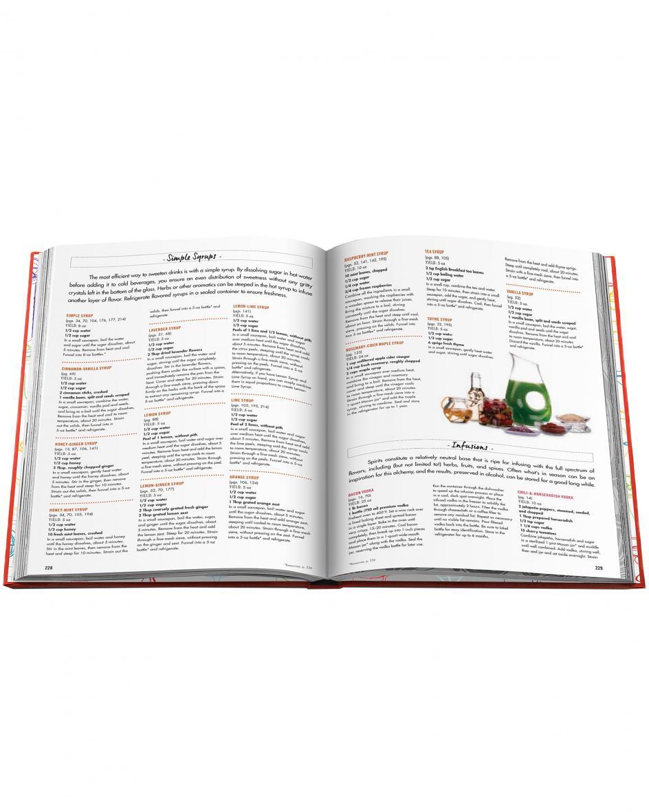 Cocktail Chameleon Buch Unisize