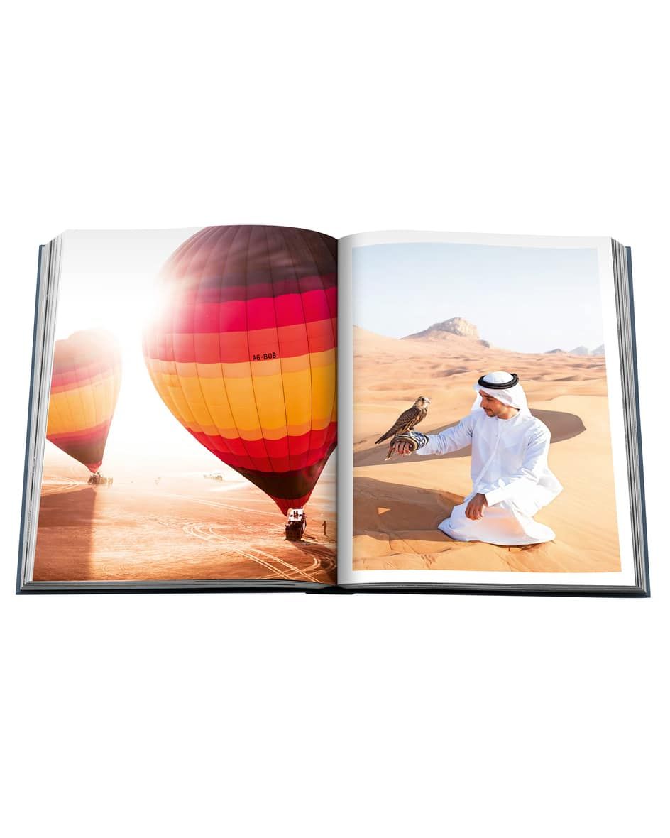 Dubai Wonder Buch Unisize